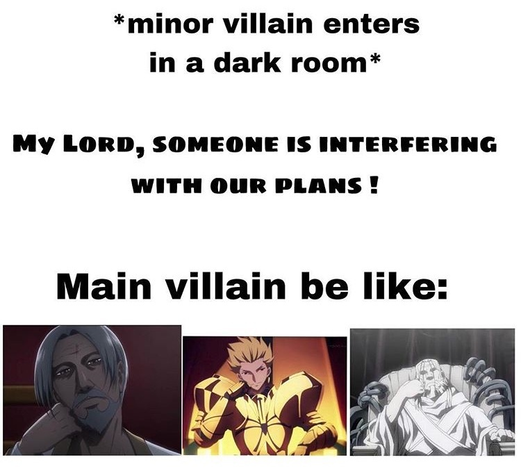 villain chronicles - meme