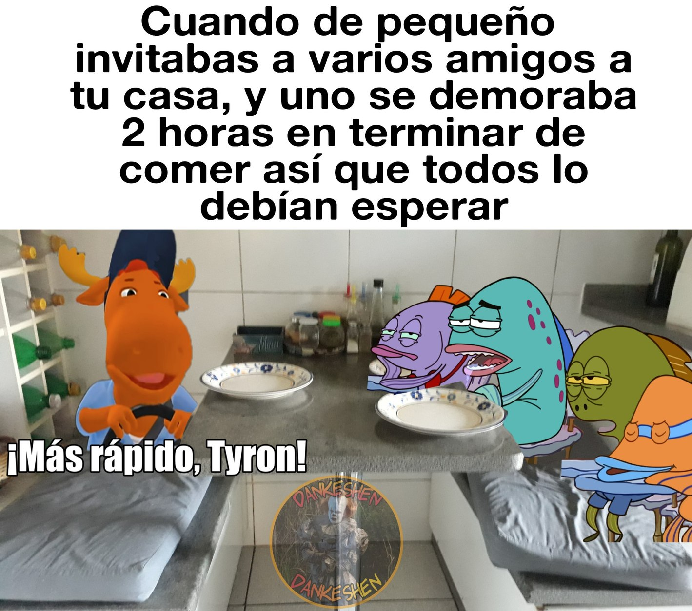 Tyron qliao - meme