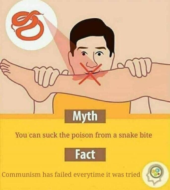 communism will prevail - meme