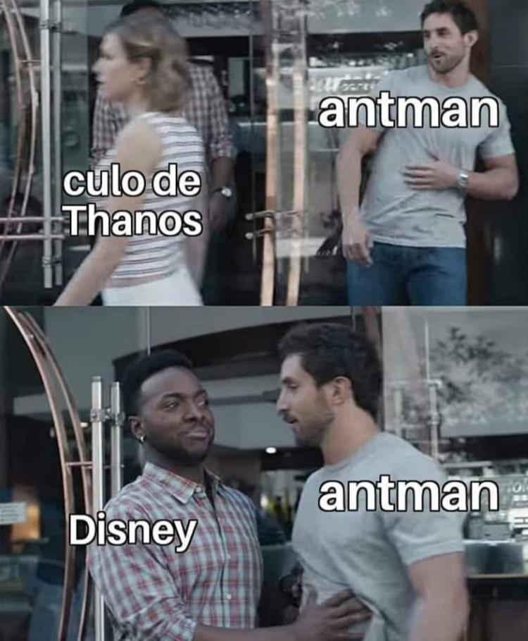 Thanos :3 - meme