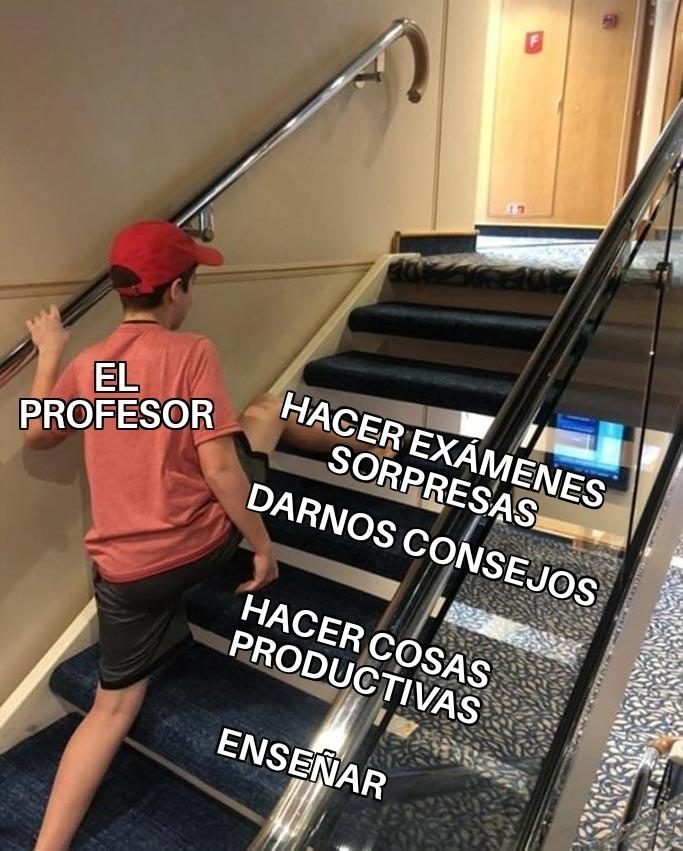ALGO CLÁSICO - meme