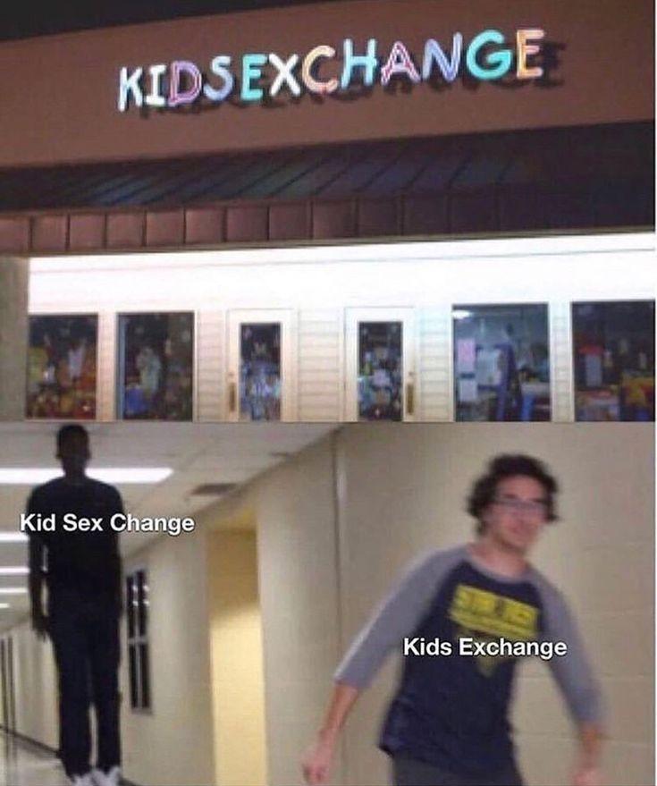 kid sex change - meme