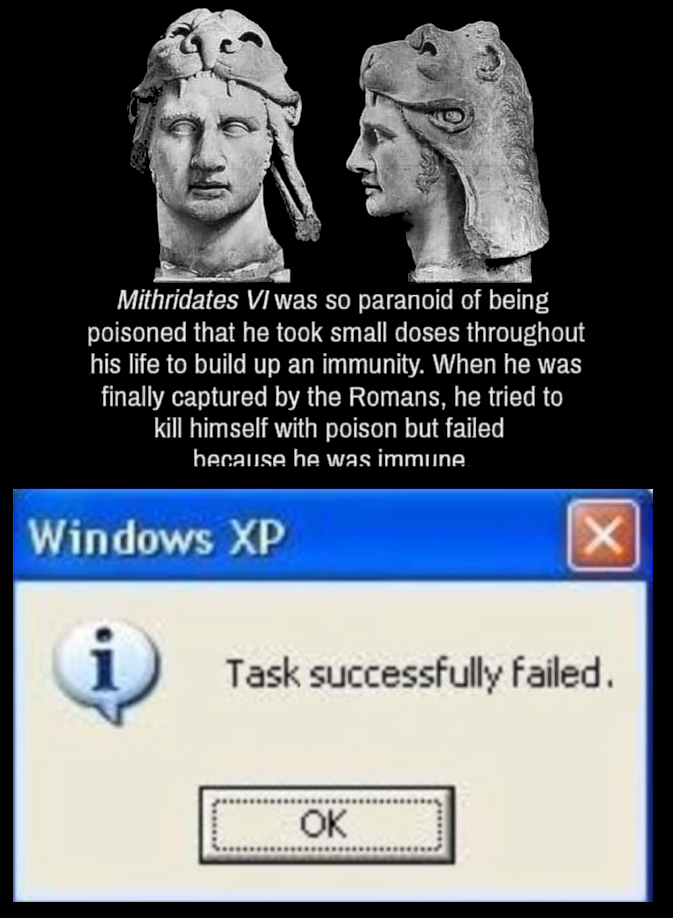 Mithridates - meme