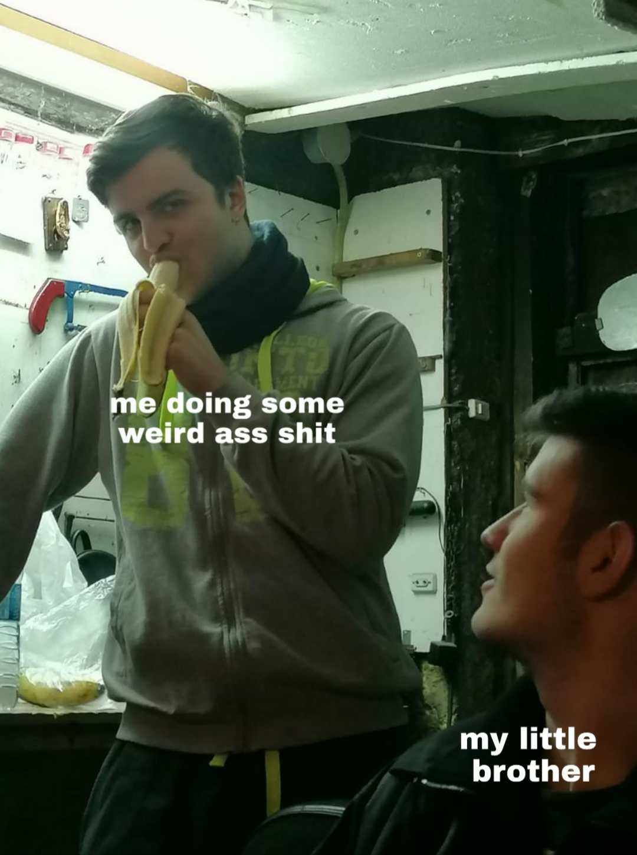 Family dinner - meme
