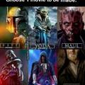 Revan, Vader o Fett