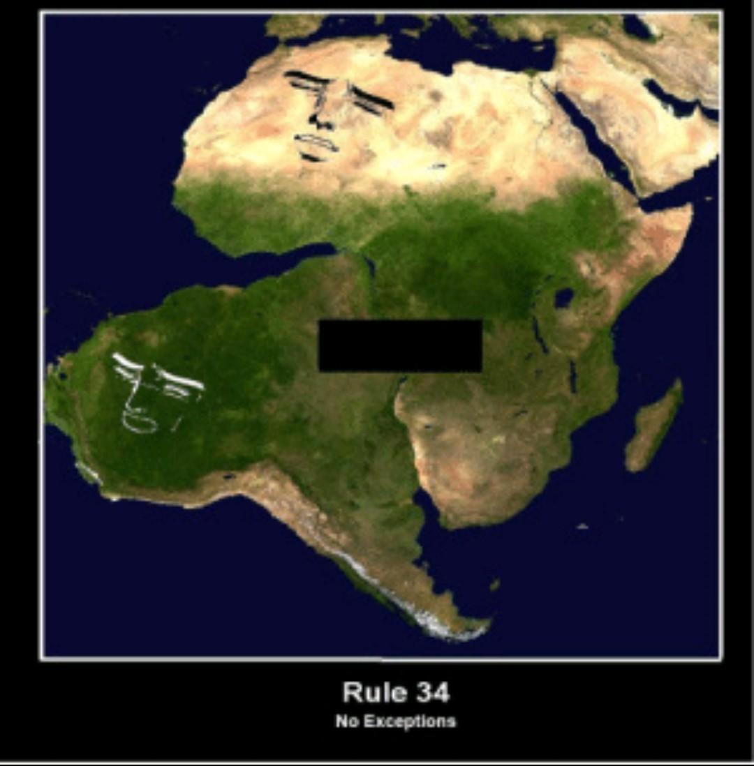 Antes de que latinoamerica y Africa se separe - meme