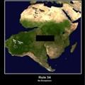 Antes de que latinoamerica y Africa se separe