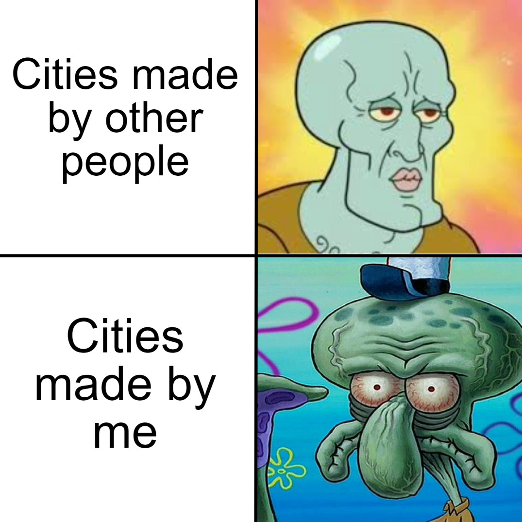Cities Skylines Meme