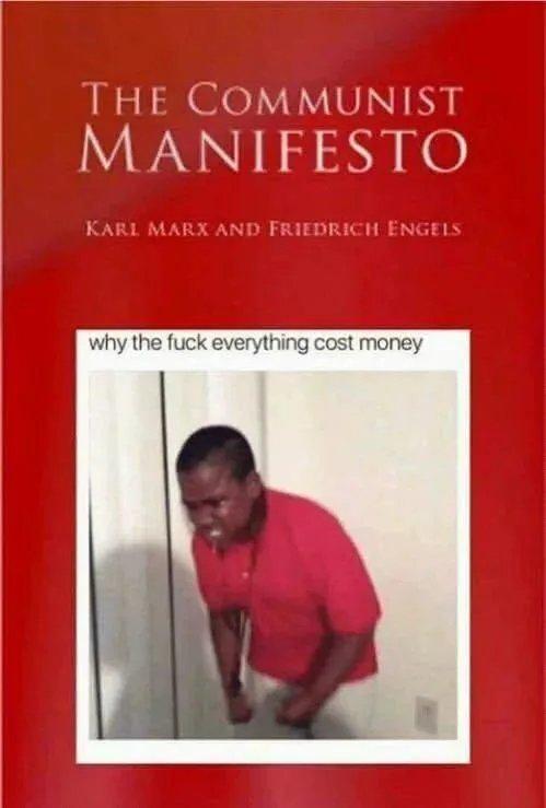 Communism 101 - meme