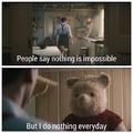 Pooh spittin facts