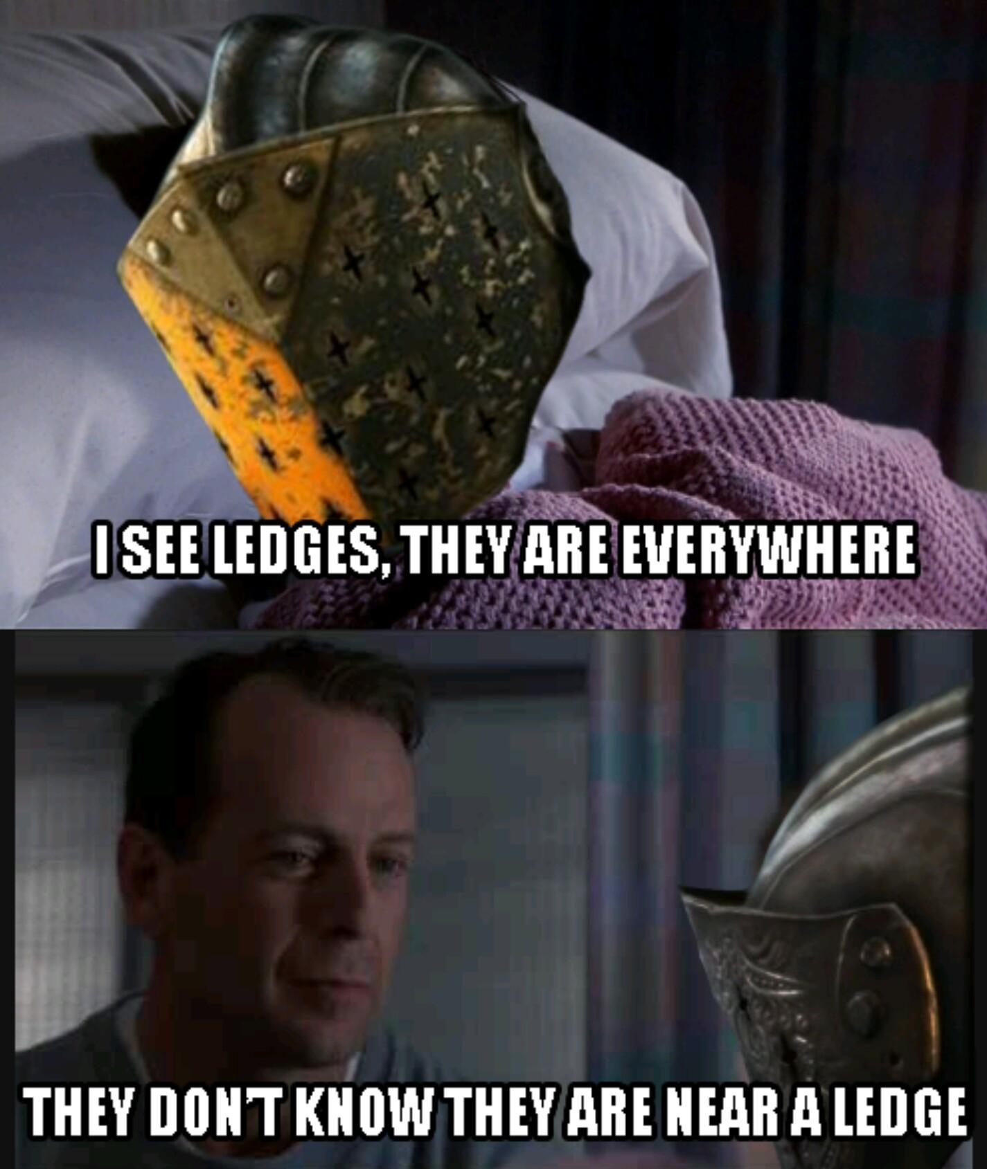 Lawbringer is Cheese - meme