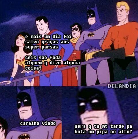 Sempre da, Batman, sempre da... - meme