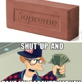 Supreme isn't supreme.