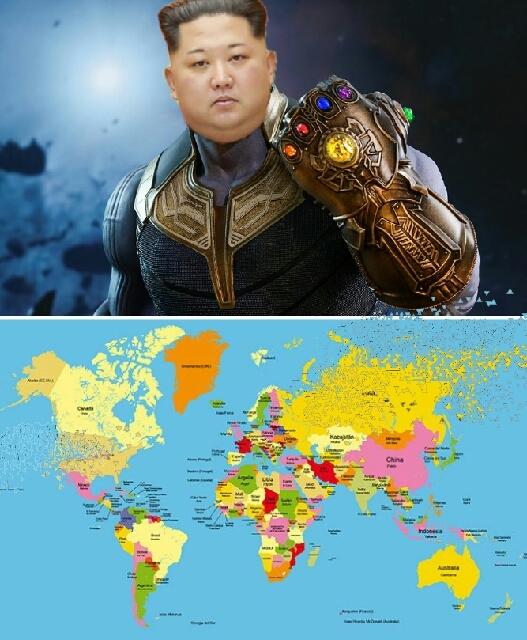 Este Kim Jong Un... - meme