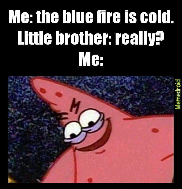 Evil big brother - meme