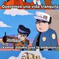 Ambulancia best jojo