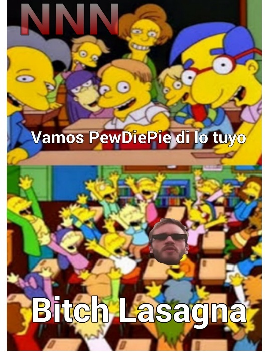 Bitch Lasagna - meme