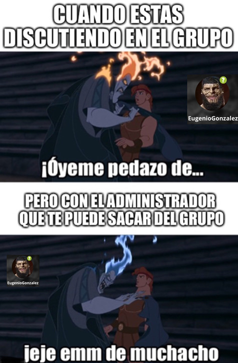 HÉRCULES - meme