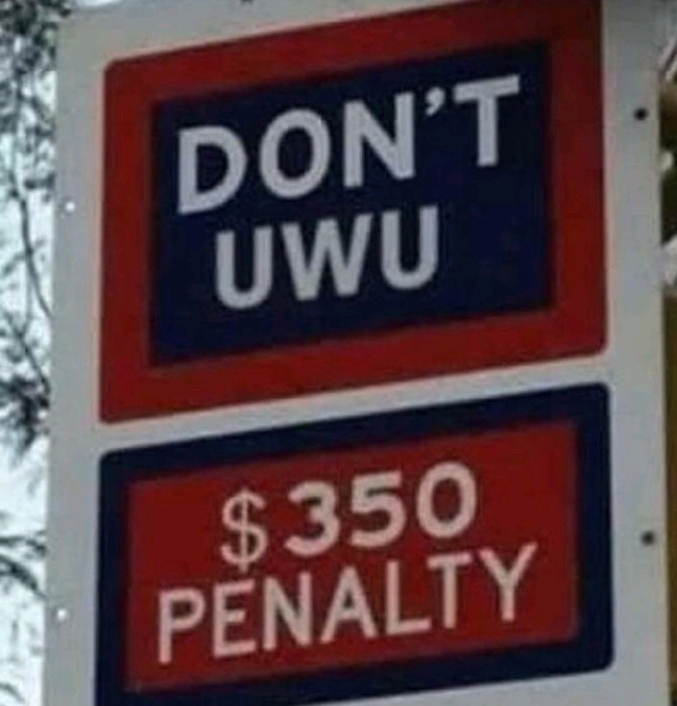 Dont owo either - meme