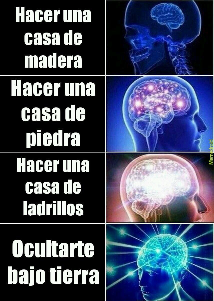 La mejor estrategia - meme