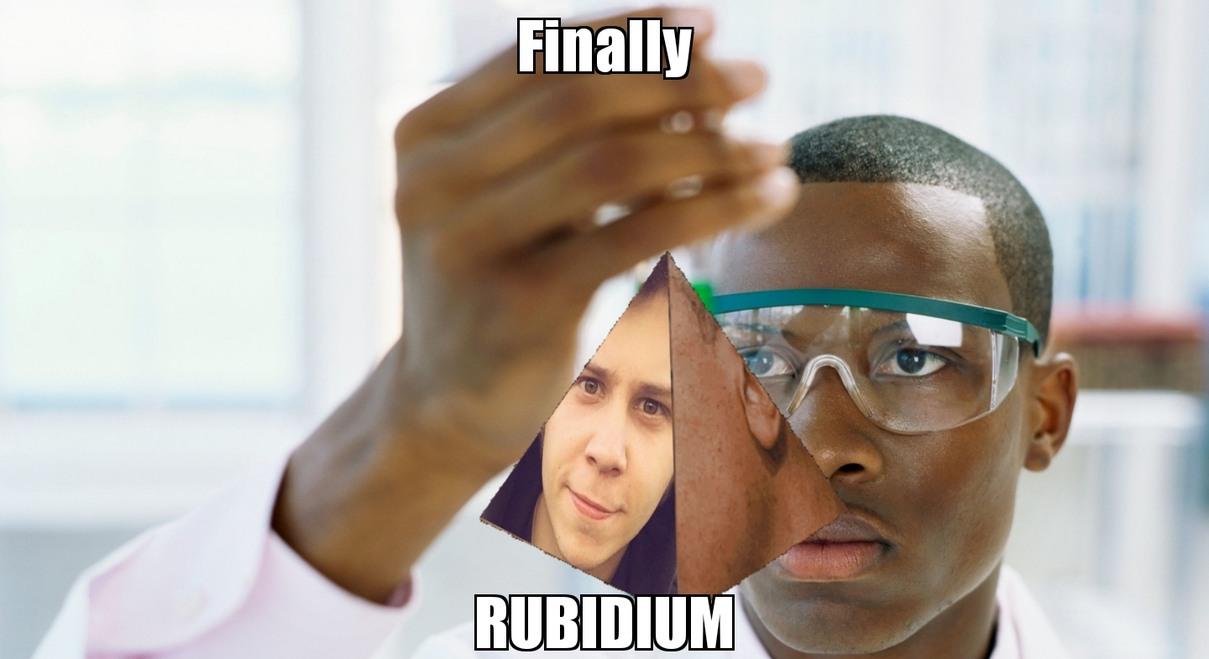 Rubidium - meme