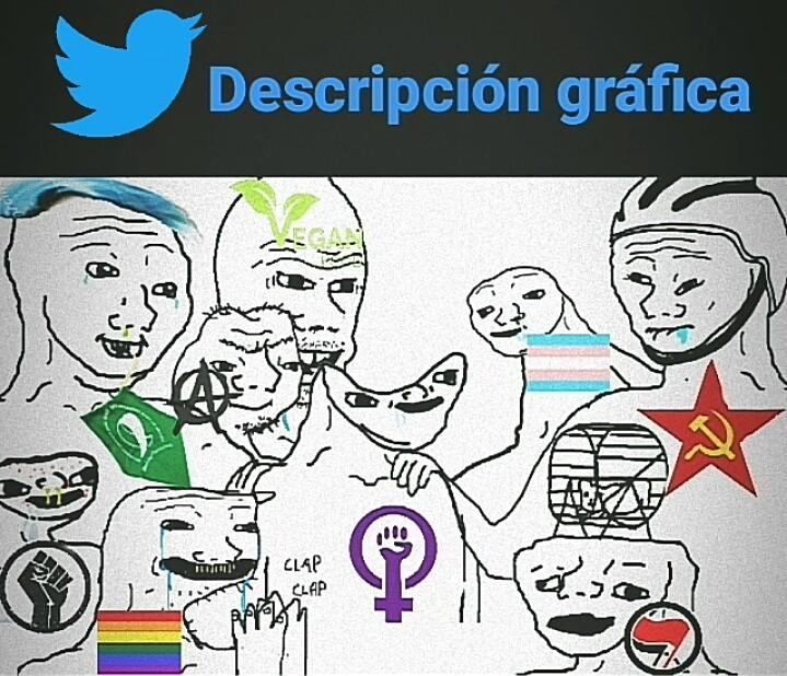 Twitter be like: - meme