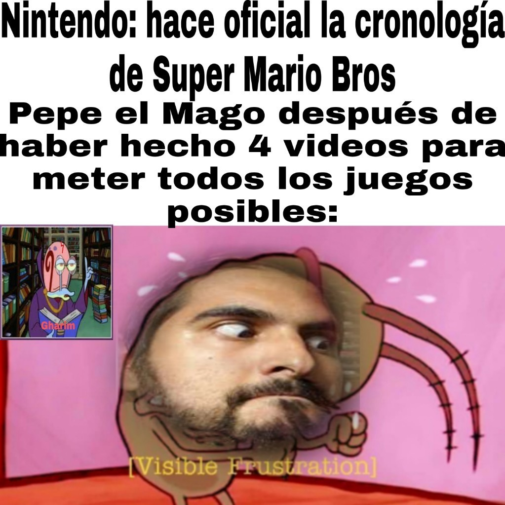 La de Pepe es mejor - meme