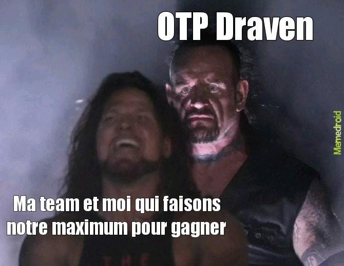 Draven.... - meme