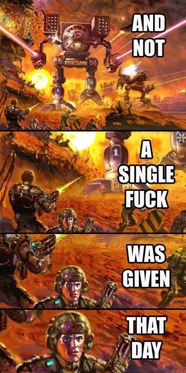 dongs in a clanner - meme