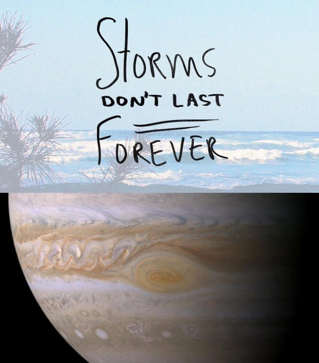Well actually some storms last forever - meme