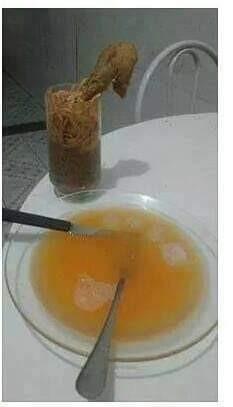 Bom almoço pra vocês galera!!! - meme