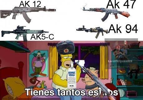 Ak47 - meme