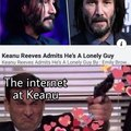 NOT KEANU NO