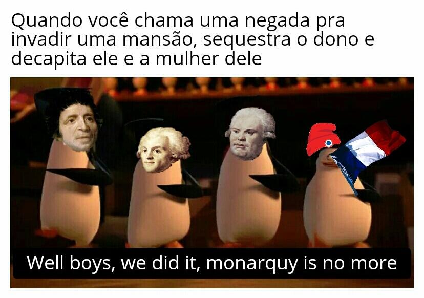 Vive la Révolution - meme