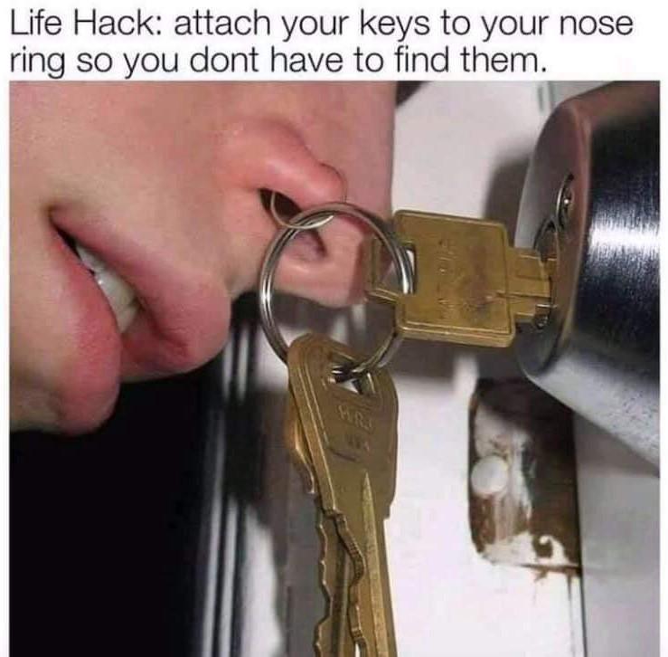 Hacks - meme