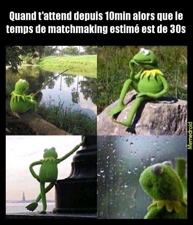 Matchmaking - meme