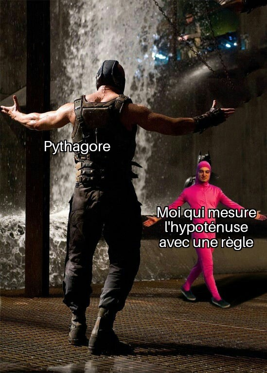 Pink guy 3 - meme