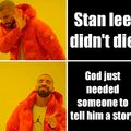 respect the name Stan the Man lee