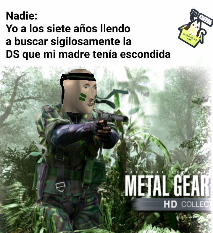 Metal yiar (meme original)