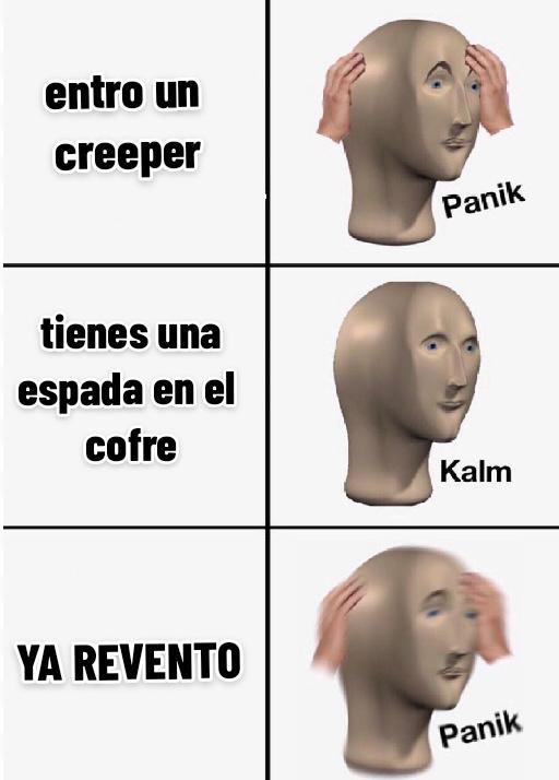eso pasa - meme