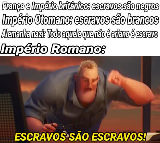 Romanos - meme