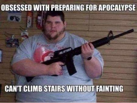 Zombie Apocalypse - meme