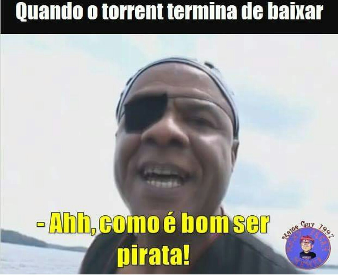 Kid pirata - meme