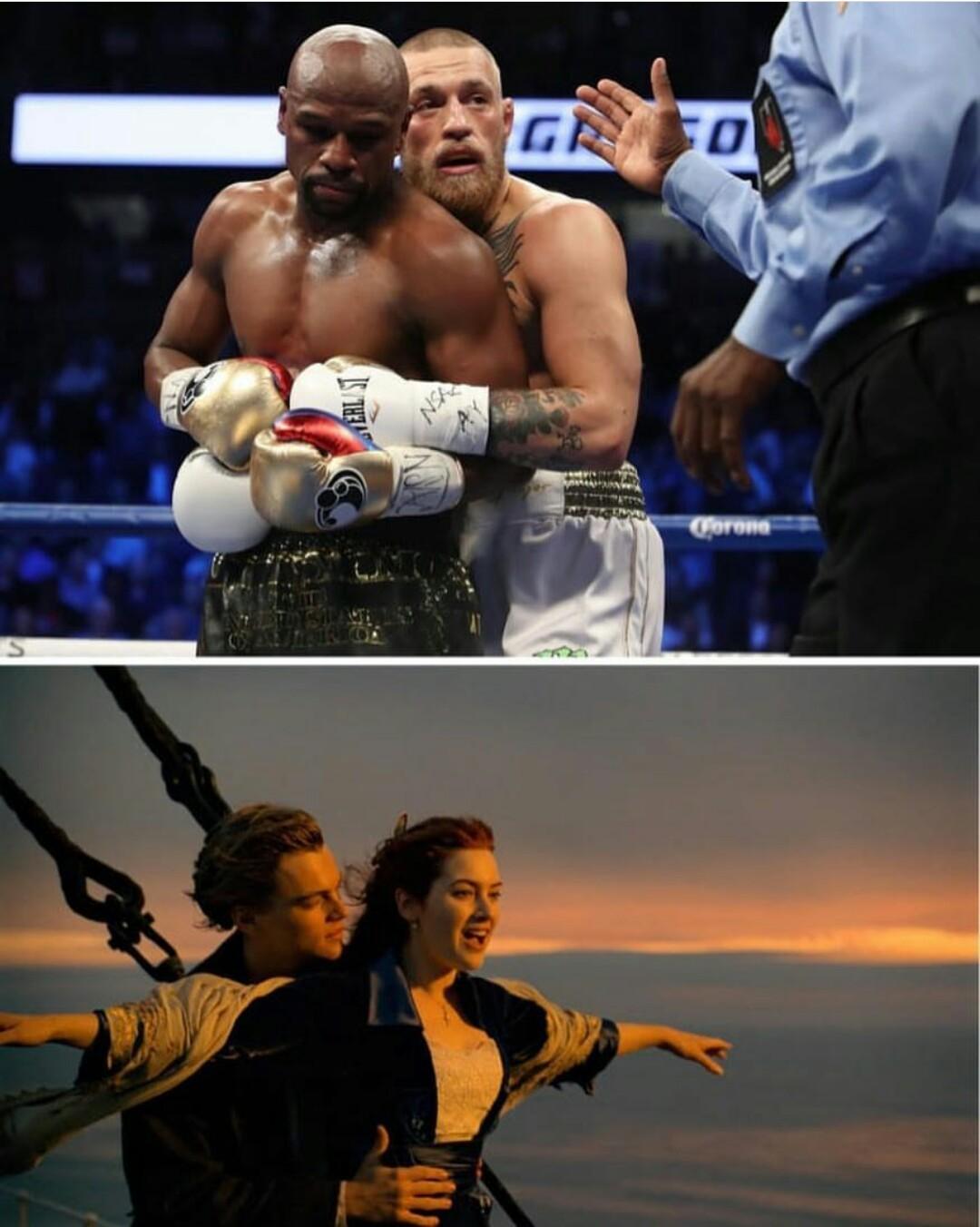 Je vole McGregor... - meme