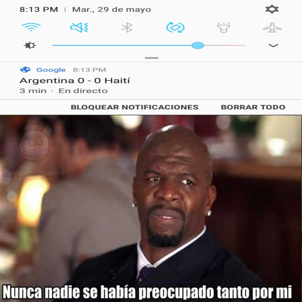 Si pierde Argentina me corto los huevos - meme