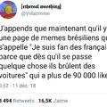 Aaah, la France