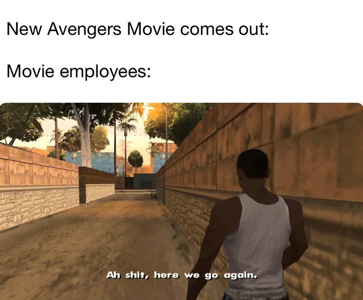 Endgame - meme
