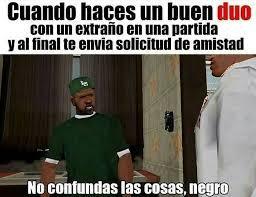 GTA SA juegazo - meme