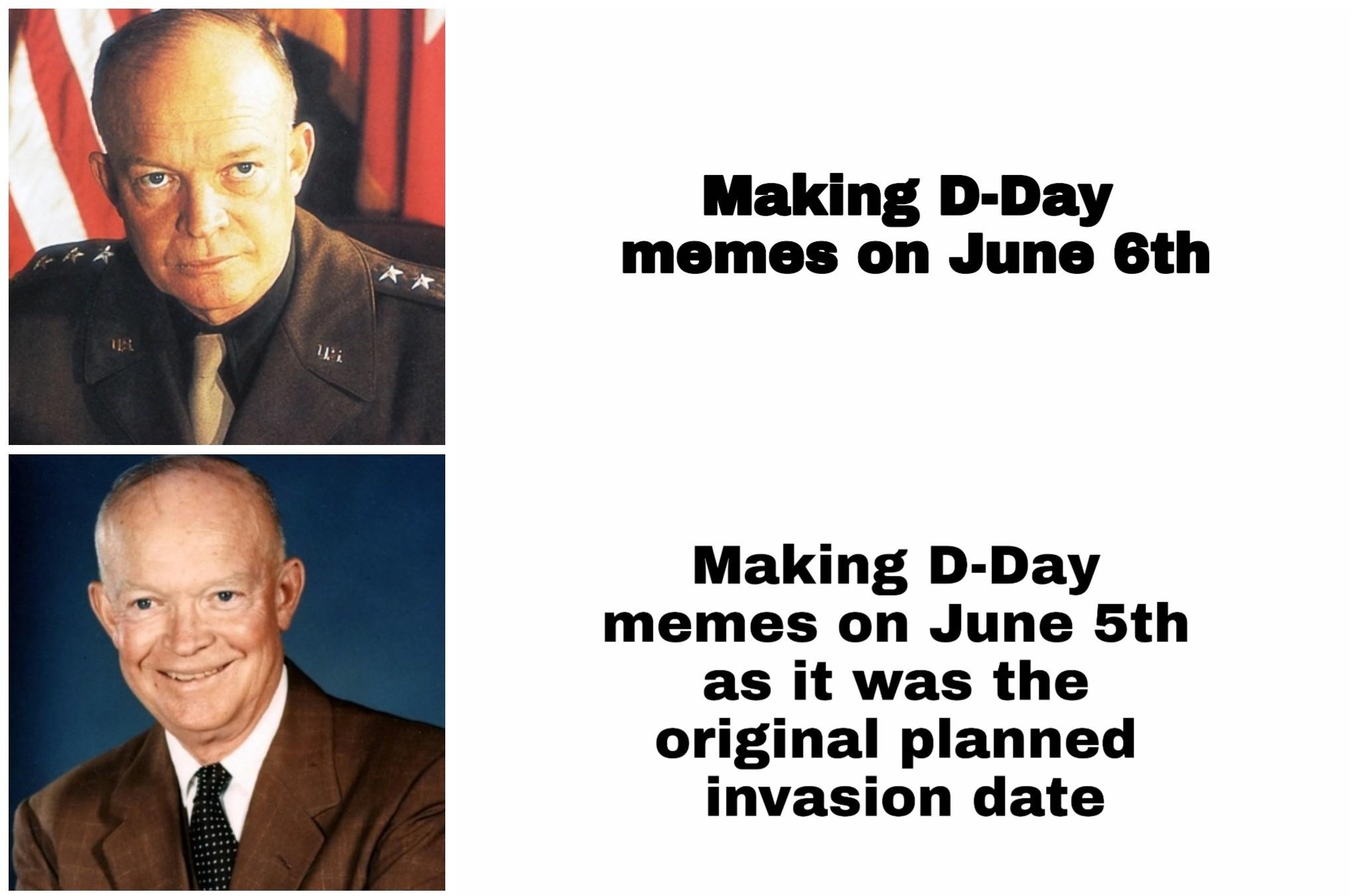 Dday - meme