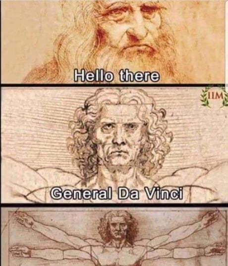 General VitruBBIan.... - meme